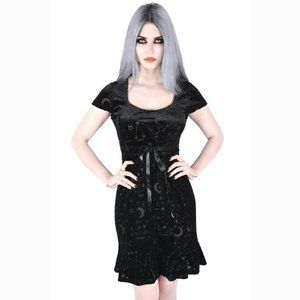 Killstar Nova Sweetheart Dress size XS